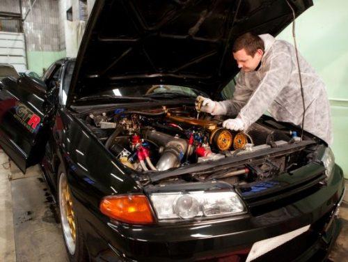 engine repair mootori remont ремонт мотора