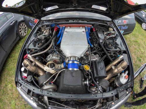 nissan skyline gtr r32 1800 hp motoor engine мотор скайлайн